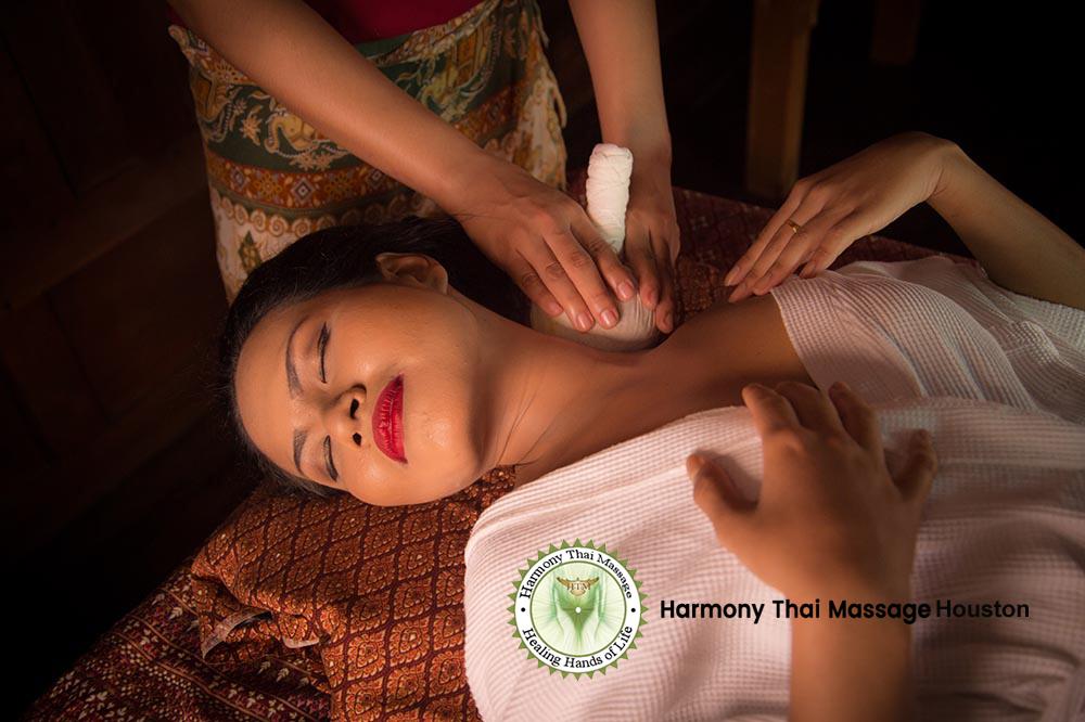 Massage Houston Texas